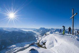 Tiefschneekurs mit leichter Skitour