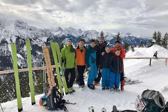 Jugendskitour