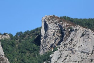 Kletterfahrt nach Orpierre