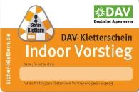 DAV Kletterscheine Indoor