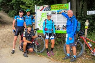 Steigerwald-Panoramaweg 2019