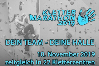 Klettermarathon 2019