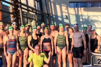 Schwimmsaison 2016/2017 geht zu Ende